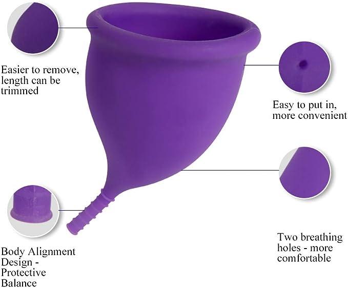 Copa Menstrual Lily Cup Compact, Copa Menstrual Compacta ...