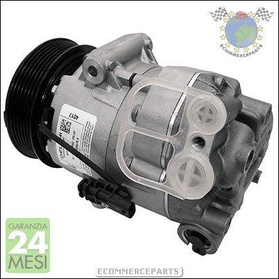 BOJ compresor climatizador de aire acondicionado Sidat CHEVROLET CRUZE de 2 libros de recortes: Amazon.es: Coche y moto