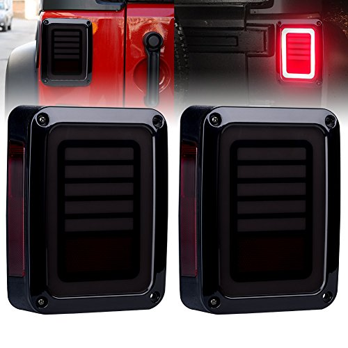Wrangler Led Tail Lights
