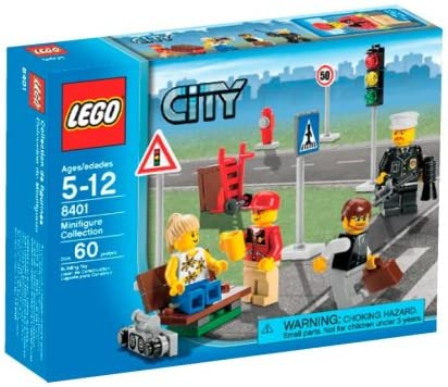 LEGO City Minifigure Collection (8401)
