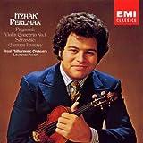 Paganini: Violin Concerto 1 / Sarasate: Carmen Fantasy