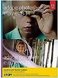 Adobe Photoshop Elements 14 und Premiere Elements 14 Student and Teacher (PC/Mac Bundle)