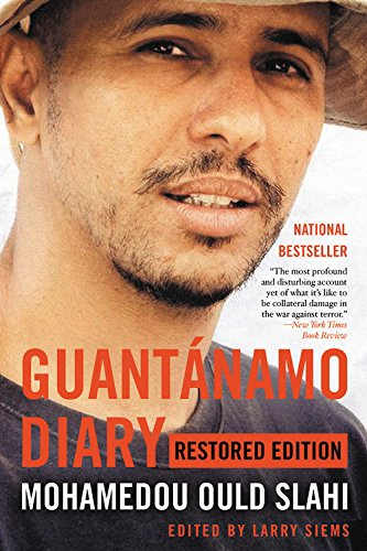 Guantánamo Diary: Restored Edition cover