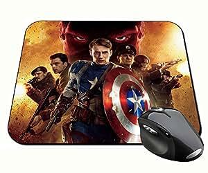 Capitan America Captain America Chris Evans A Alfombrilla Mousepad PC