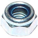 Hard-to-Find Fastener 014973278533 M6 Nylon Insert Lock Nuts, 1.00-Inch, 100-Piece