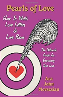 pearls of love how to write love letters and love poems