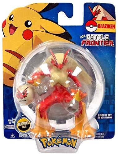 Jakks Pacific Pokemon Battle Frontier Series 2 Blaziken Figure Battle Frontier Series 2 Figure