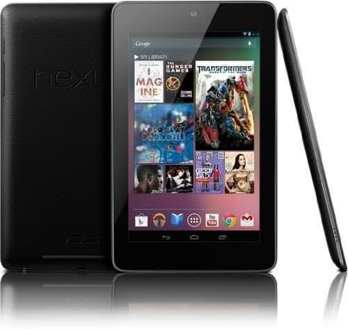 Nexus 7 from Google (7-Inch, 8 GB, Brown) by ASUS (2012) Tablet ASUS-1B08