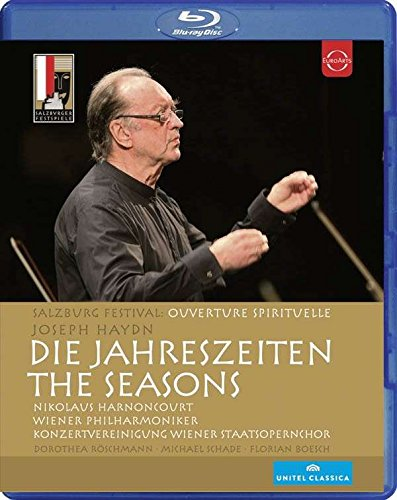 Blu-ray : Haydn - Die Jahreszeiten & The Seasons (Blu-ray)