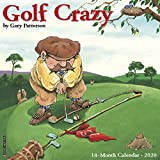 Golf Crazy by Gary Patterson 2020 Wall Calendar