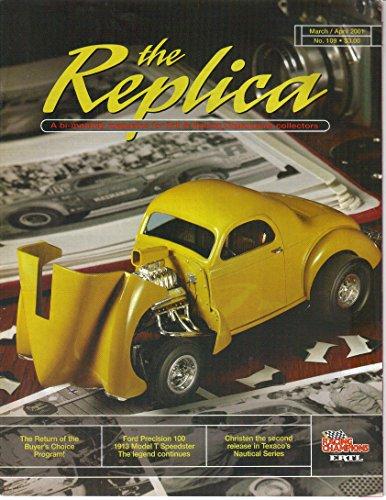 The Replica, Ertl & Racing Champion Collectibles, March April (No. 109)