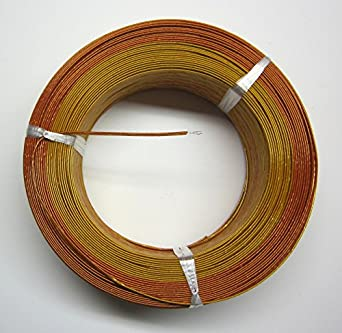 Kapton Wire   High Temperature K Type Thermocouple Stranded Wire Awg 24 With