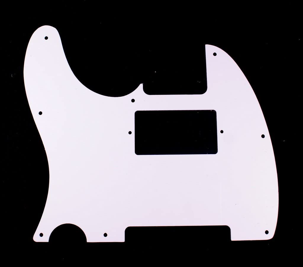 B23 4ply Tortoise Red Guitar Pickguard For Fender Telecaster humbucker cut-out