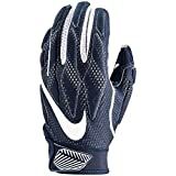 Nike Youth Superbad 4.5 Football Gloves (College Navy/College...
