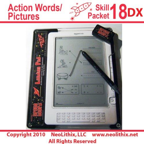 Rocket Skill Packet 18 DX (Kindergarten Digital Workbooks)