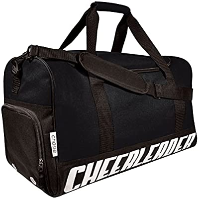 Chassé Girls  Travel Sport Bag With Cheerleader Imprint durable modeling 4643aaedb2dca