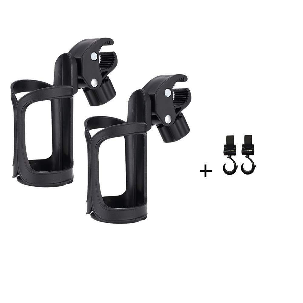 Universal Clip-on Cup Bottle Holder Cage for Walker//Wheelchair//Rollator HOT