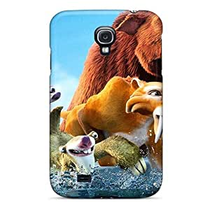 Great Hard Phone Cases For Samsung Galaxy S4 With Unique Design Vivid Cartoon Movie 2014 Pattern RichardBingley