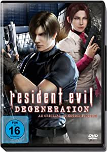 Resident Evil: Degeneration [Alemania] [DVD]: Amazon.es: Makoto ...