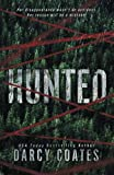 Book cover from Hunted by Darcy Coates