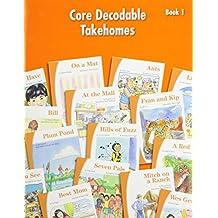 Core Decodable Takehomes Level 1 Book 1: Core Decodables 1-65