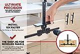 The Original Cabinet Hardware Jig - Adjustable