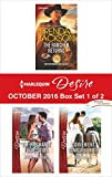 img - for Harlequin Desire October 2016 - Box Set 1 of 2: The Rancher Returns\The Pregnancy Proposition\Convenient Cowgirl Bride book / textbook / text book