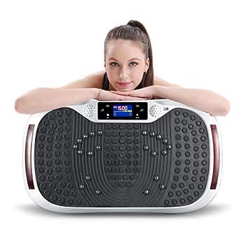 DONG Placa vibratoria Todo el Cuerpo temblando Fitness Oscilante ...
