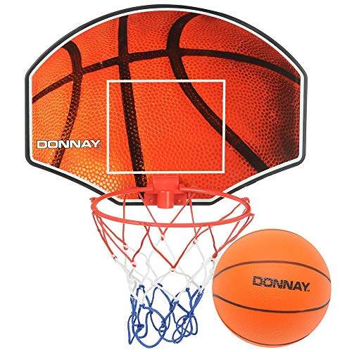7d5aa3fa3b0 Donnay Mini Basketball Set Orange ONESIZE