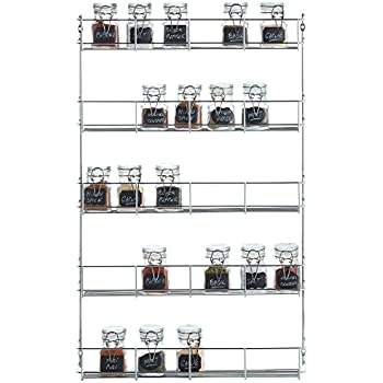 Amazon Com 5 Way Spice Rack Why Not Mix And Match Your