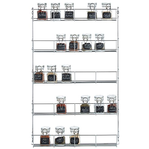 spice rack chrome - 2
