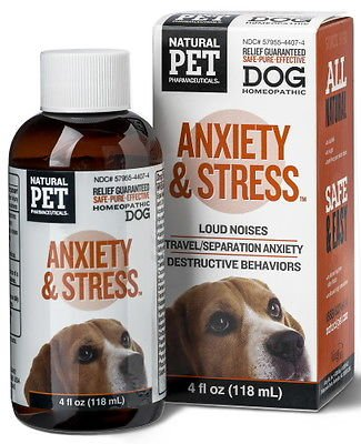 Tomlyn Dog Anxiety & Stress Control 4oz