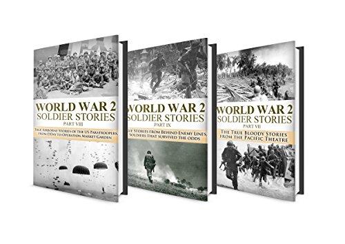 World War 2 BOX SET #8: WW2 Soldier Stories Part 7,8 & 9
