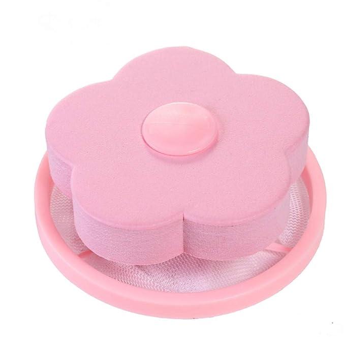 Gessppo - Bolsa de malla flotante para filtro de pelo, juego de 2 ...