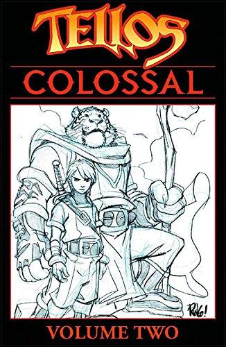 Tellos Colossal Volume 2 (v. 2)