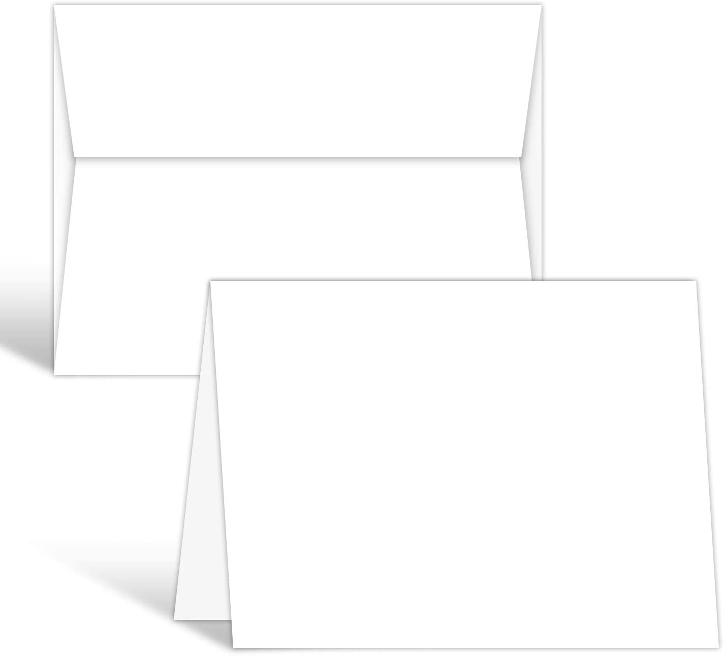 A5 C5 Linen Ivory Greeting Card Blanks /& Envelopes x 100 Per Pack