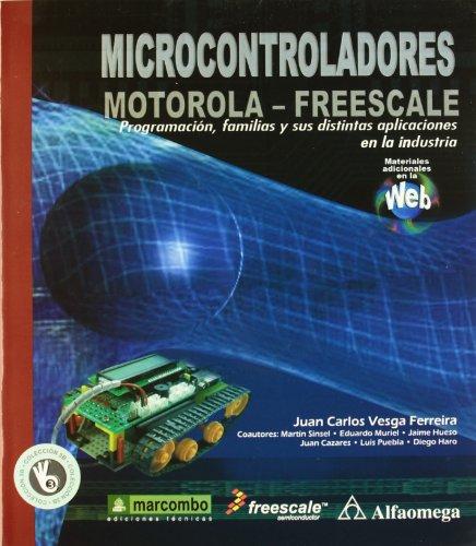 Descargar Libro Microcontroladores Motrola-freescale Juan Carlos Vesga