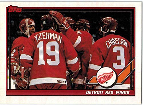 4f65fbdf0 Amazon.com  1991-92 Topps Detroit Red Wings Team Set with 2 Steve Yzerman    2 Sergei Fedorov - 25 NHL Cards  Collectibles   Fine Art