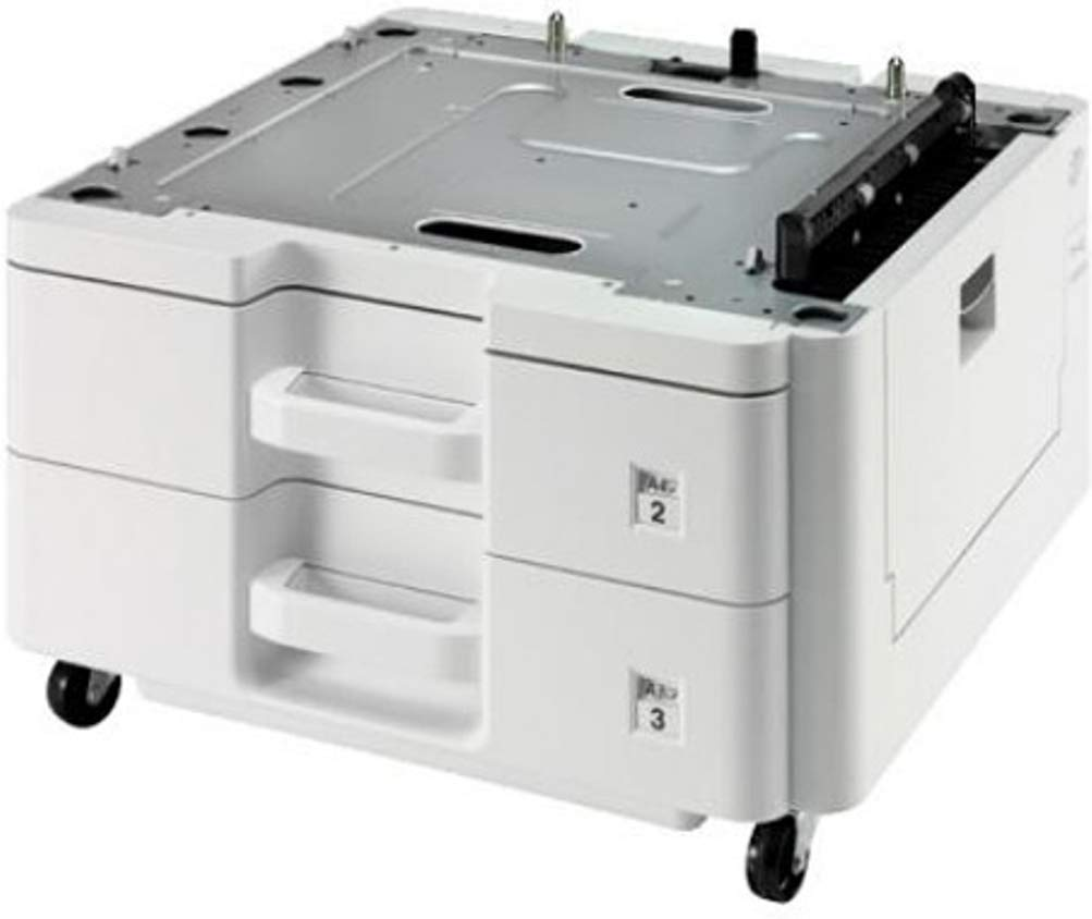Kyocera 1203NN2US0 Model PF-471 Double 500-Sheet Paper Feeder and Cabinet; For use with FS-C8520MFP, FS-C8525MFP, FS-6525MFP, FS-6530MFP, M4132idn, M4125idn, M8124cidn, M8130cidn and Others Printers