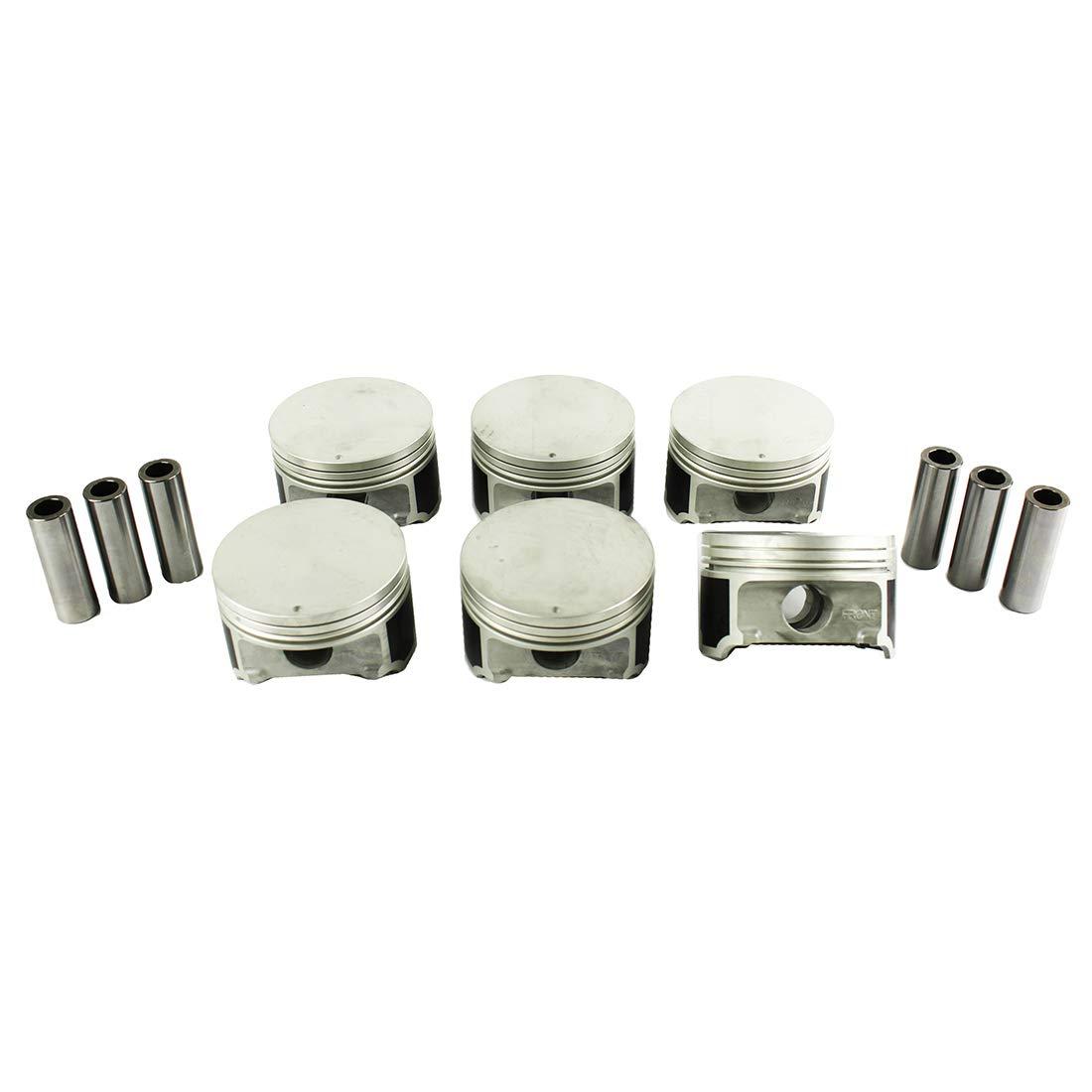 DNJ PR4132.30 Oversize Piston Ring Set For 01-11 Ford Rover Explorer 4.0L SOHC