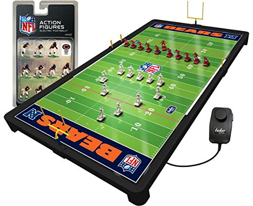 - Chicago Bears NFL Deluxe Electric Football Game