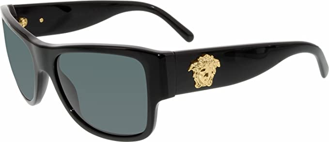 Versace VE4275 GB1/87 - gafas de sol Hombre, Negro (Onyx GB1 ...