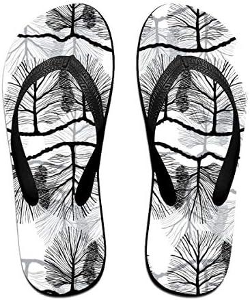 ビーチシューズ 植物 木の絵 ビーチサンダル 島ぞうり 夏 サンダル ベランダ 痛くない 滑り止め カジュアル シンプル おしゃれ 柔らかい 軽量 人気 室内履き アウトドア 海 プール リゾート ユニセックス