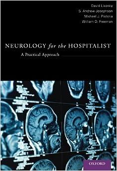 Book Neurology for the Hospitalist: A Practical Approach