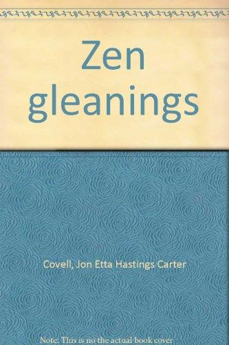Zen gleanings