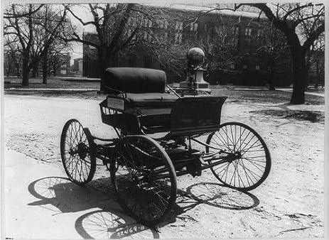 photo haynes automobilefirst car made by elwoodtransportationkokomoindiana
