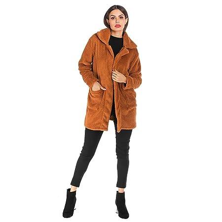 amazon cappotti in velluto donna