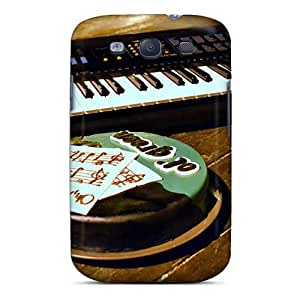 Bumper Hard Phone Covers For Samsung Galaxy S3 (wlk10552LLbA) Provide Private Custom Stylish Green Day Band Series