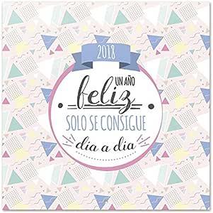 Grupo Erik Editores Calendario 2018 30X30 Amelie: Amazon
