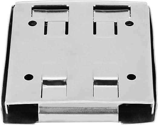portabottiglie pieghevole in acciaio inossidabile per camion per barche marino regolabile Portabicchieri in acciaio inossidabile